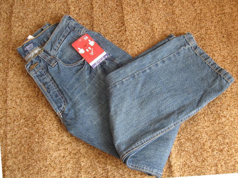 Новые мужские джинсы identic, kik, германия, cotton