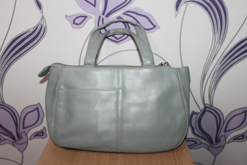 Кожаная сумка radley - Фото 2