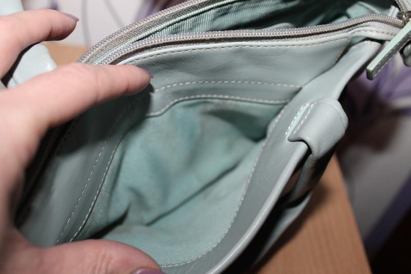 Кожаная сумка radley - Фото 8