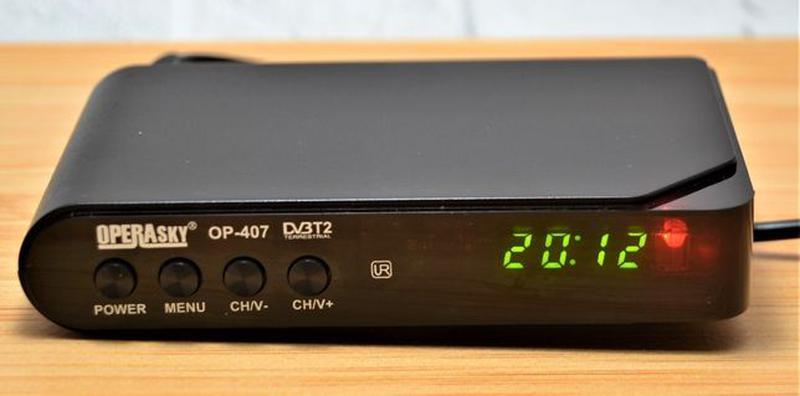 Цифровой эфирный тюнер T2 OPERA SKY OP-407 FullHD+YouTube+Wi-Fi - Фото 5