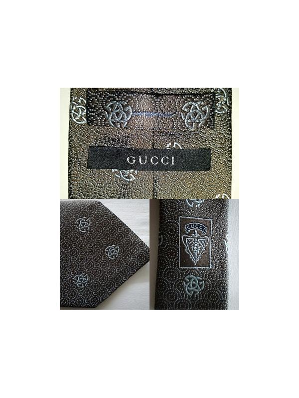 #gucci#галстук шелк