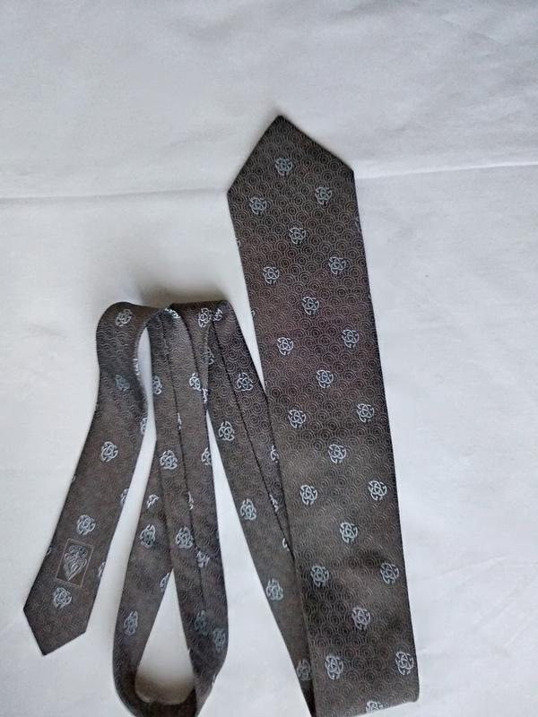 #gucci#галстук шелк - Фото 3