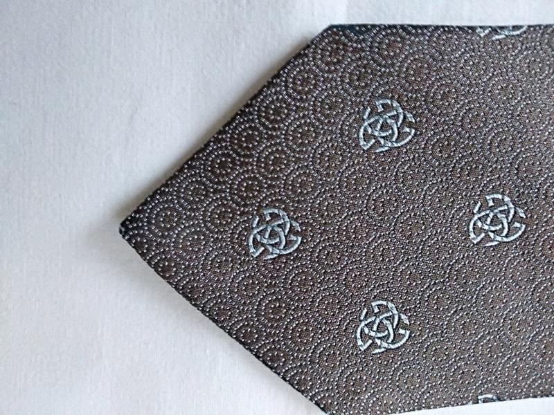 #gucci#галстук шелк - Фото 4