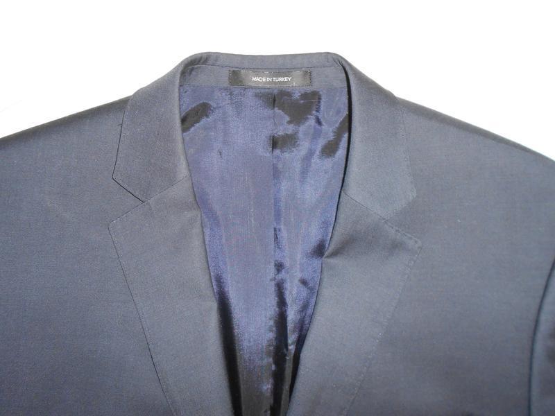 Уценка!! hugo boss пиджак из тонкой итальянской шерсти, р.52 - Фото 4
