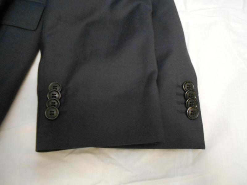 Уценка!! hugo boss пиджак из тонкой итальянской шерсти, р.52 - Фото 5