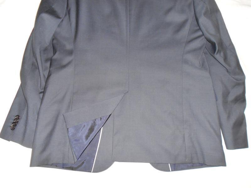 Уценка!! hugo boss пиджак из тонкой итальянской шерсти, р.52 - Фото 9