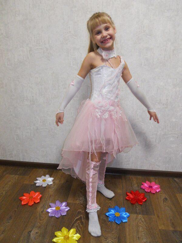 Пышное нарядное платье на утренник выпускной дни рождения фотосес - Фото 7