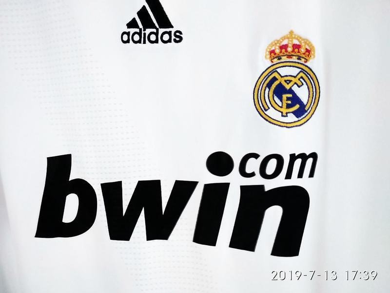 Adidas bwin⚽️  футболка - Фото 5