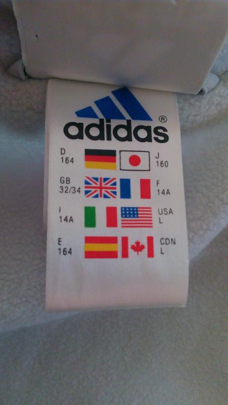 Жилетка на флисе от adidas - Фото 7