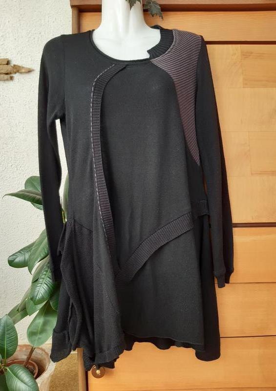 Интересное платье-туника в стиле бохо