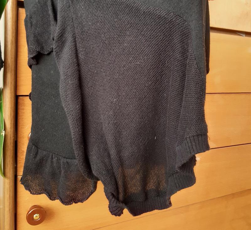 Интересное платье-туника в стиле бохо - Фото 2