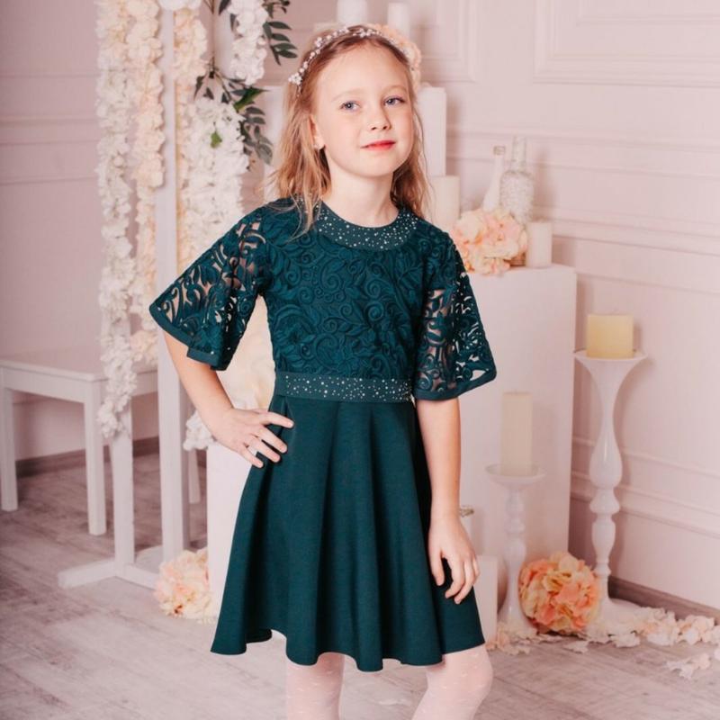 Нарядное платье для девочки - Фото 2