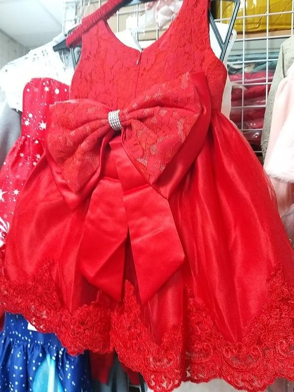 Шикарное  платье - Фото 3