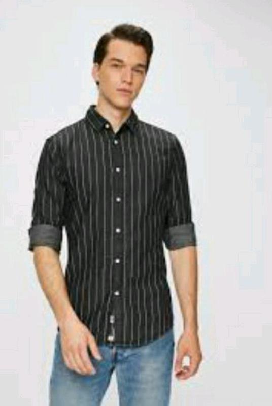 Стильняжная рубашка
