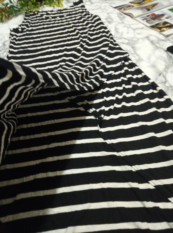 Платье в полоску нс - Фото 2
