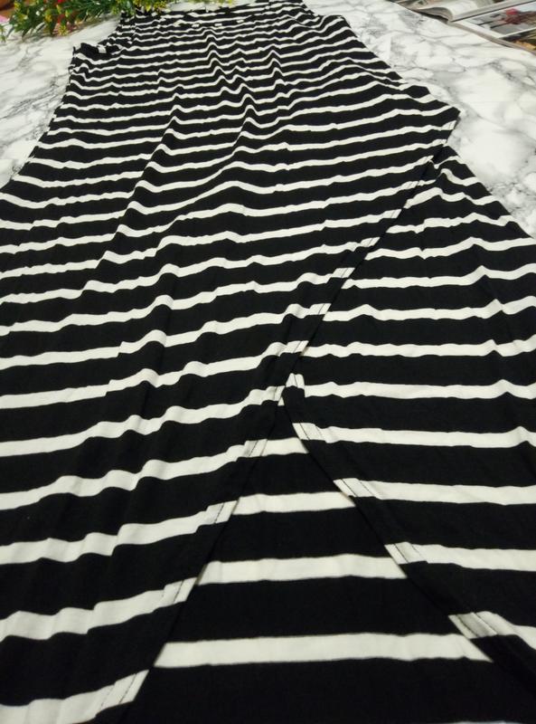 Платье в полоску нс - Фото 3