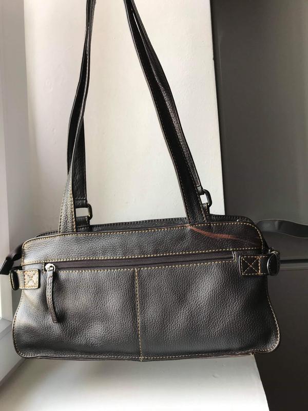 Кожаная сумка gerry weber - Фото 2