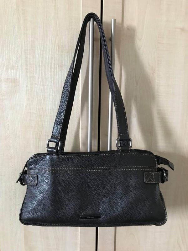 Кожаная сумка gerry weber - Фото 5