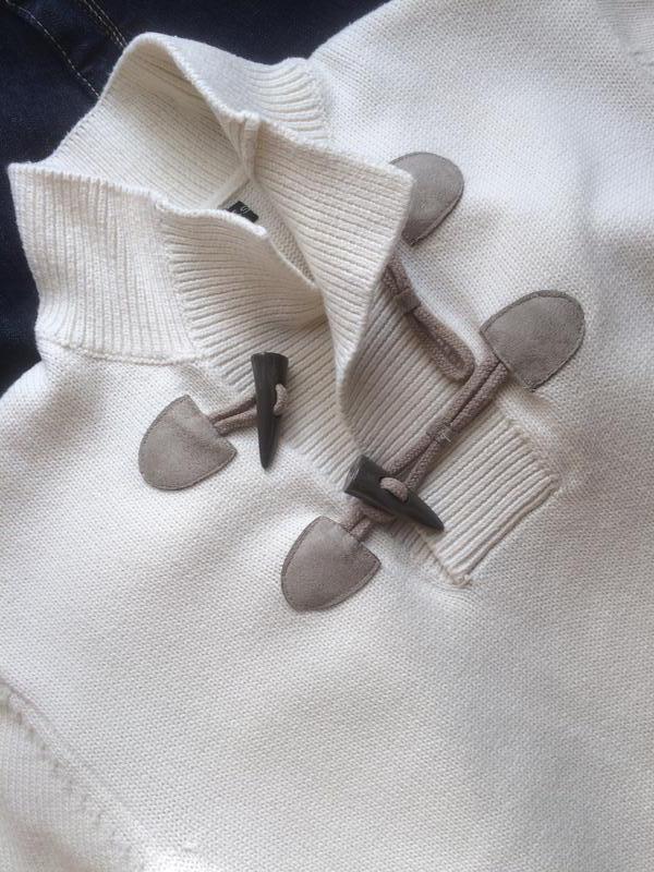 Джемпер 100% хлопок ostin,р.s - Фото 2