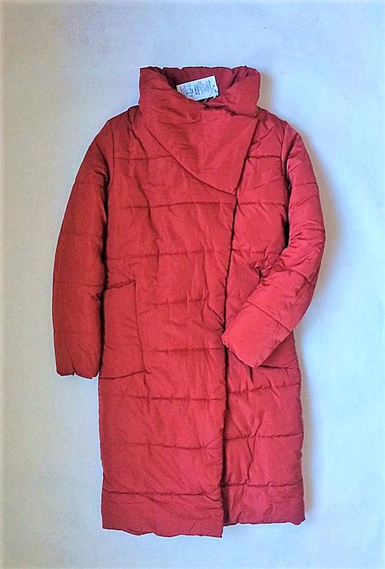 Стильне пальто, довга куртка,р.s-м