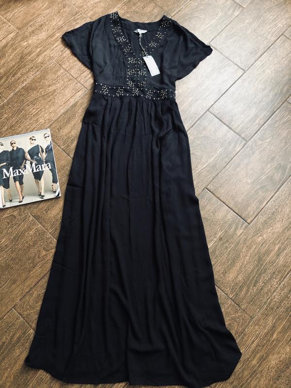 Очень красивое натуральное платье большого размера - Фото 4