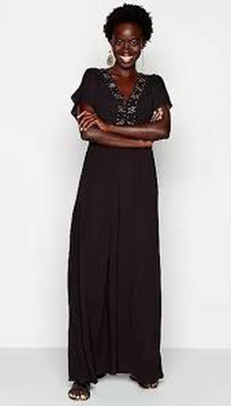 Очень красивое натуральное платье большого размера - Фото 10