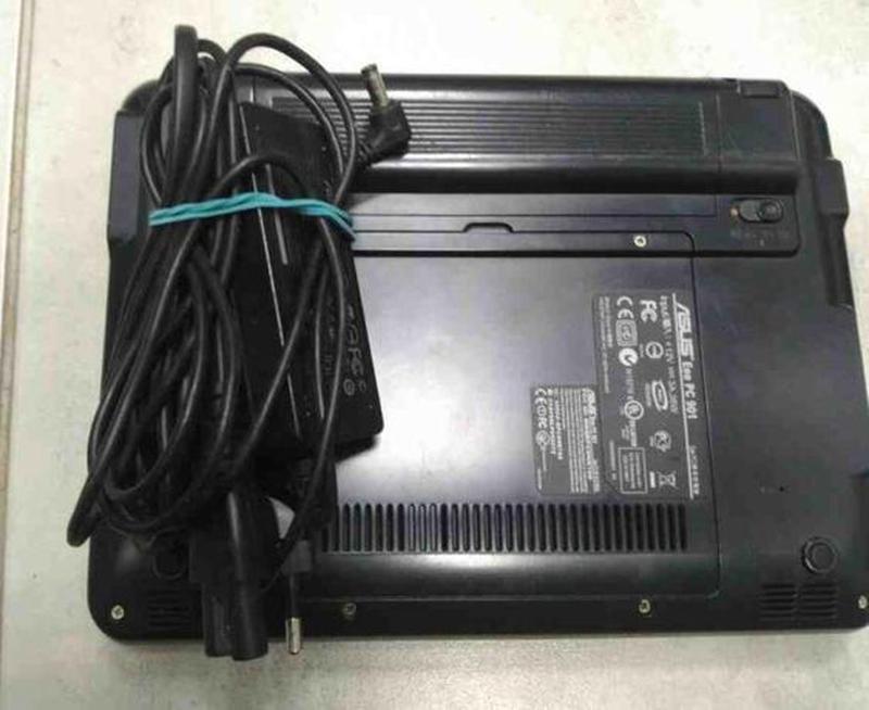 Ноутбук Asus Eee PC 901 (Intel Atom N270 1.6GHz/RAM 1Gb/HDD 20Gb) - Фото 3