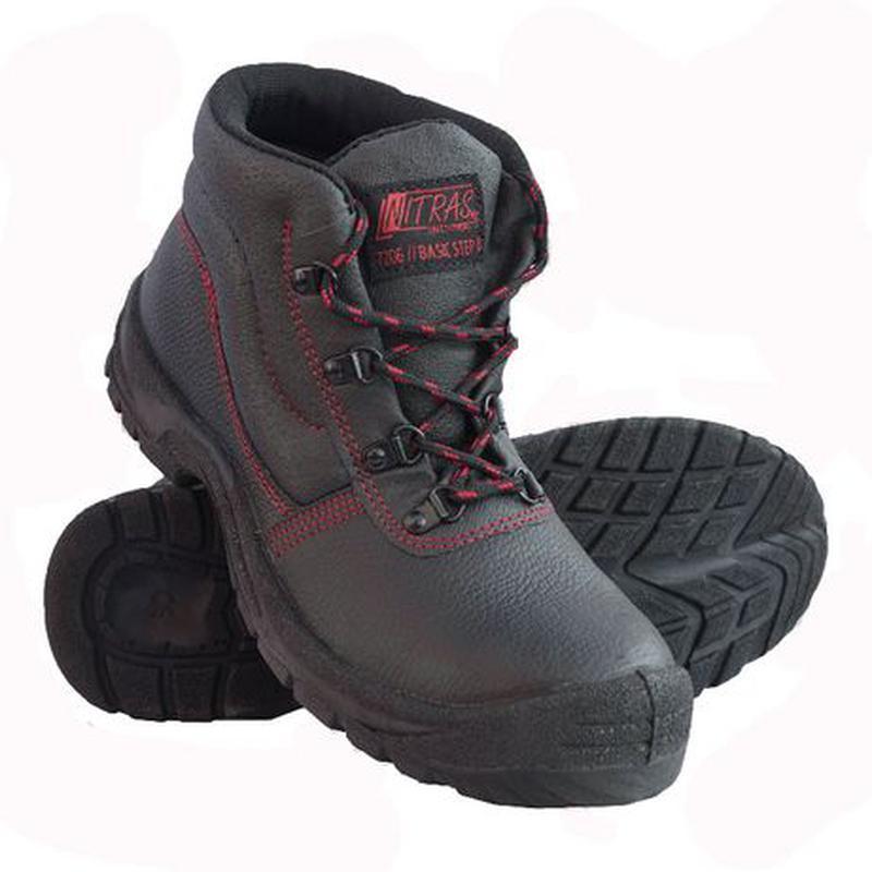 Ботинки рабочие Nitras, обувь рабочая.