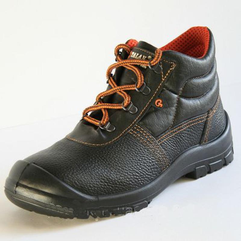 Ботинки рабочие, обувь рабочая, спец обувь