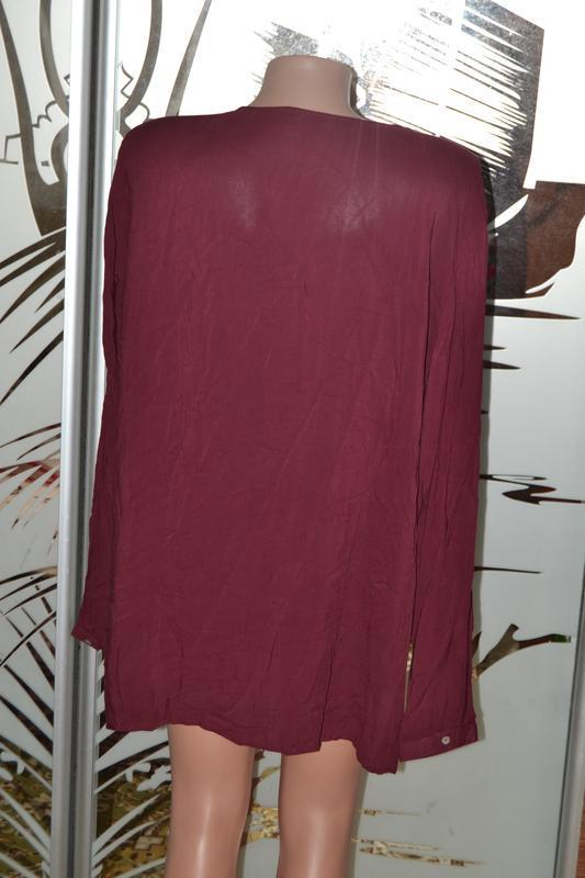Блузка вискоза 100% - Фото 4
