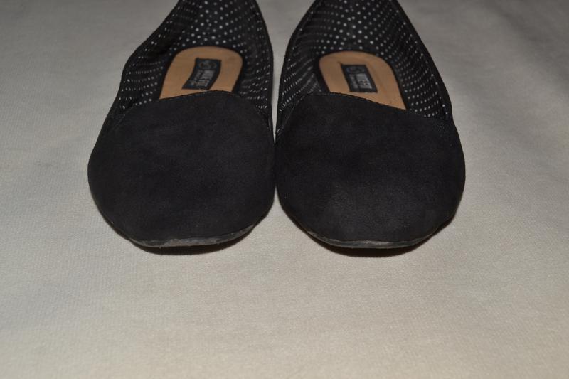 Большой выбор обуви разных размеров и фасонов балетки - Фото 2