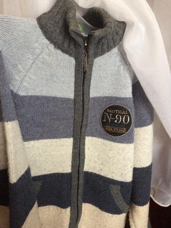 Тёплая кофта, кардиган, свитер