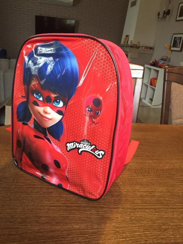 Дошкольный детский рюкзак леди баг и супер кот