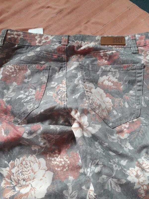 Весенние джинсики 28 размер vero moda - Фото 3