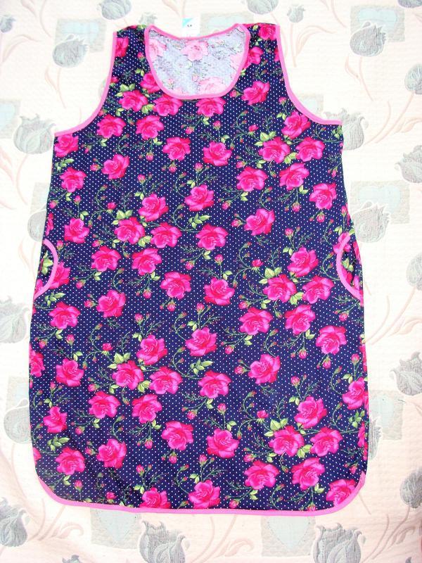 Платья женские летние сарафаны больших размеров. - Фото 3
