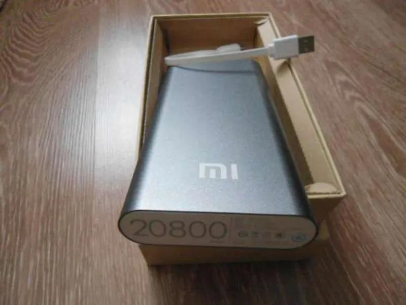 Внешний аккумулятор Xiaomi Mi Power Bank 20800mah