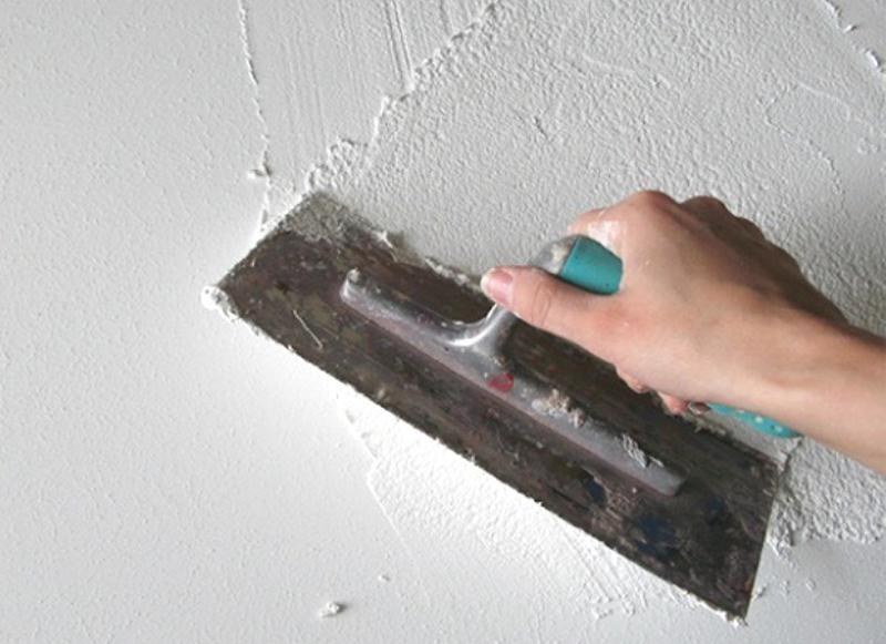 Малярные работы Шпаклевка стен потолков