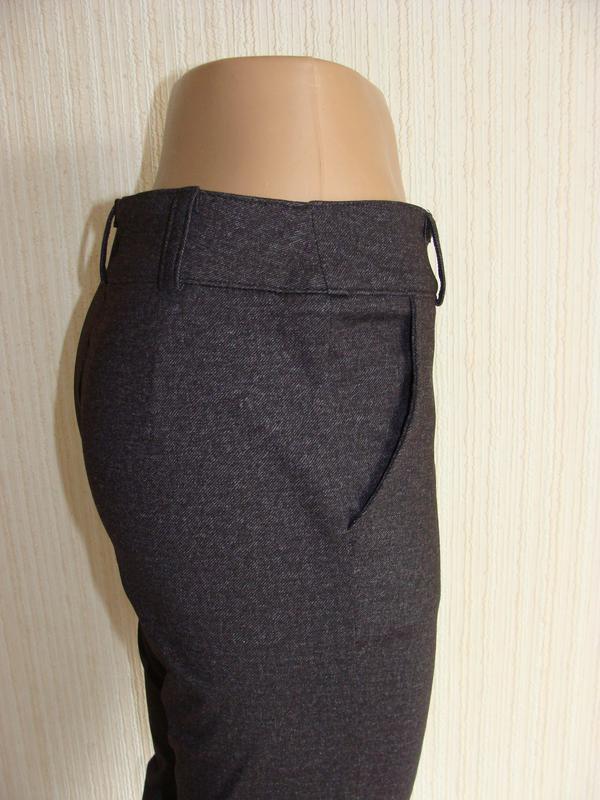 Теплые женские брюки больших размеров. - Фото 3