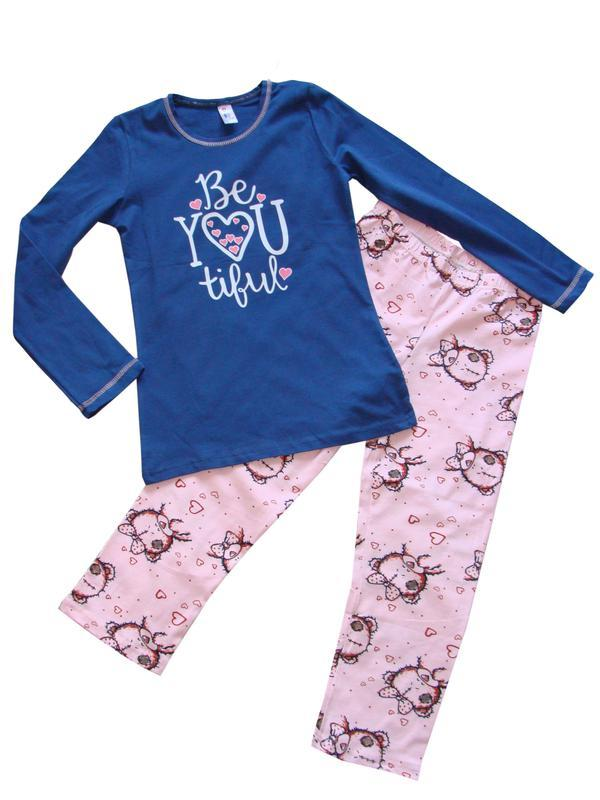 Пижамы детские хлопковые. пижама для девочки.