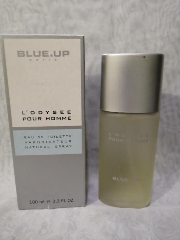 L'odyssee pour homme blue up мужская туалетная вода 100мл
