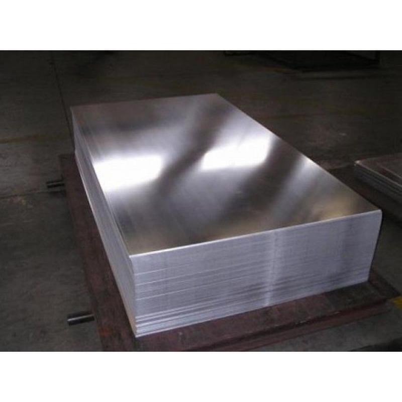 Лист алюминиевый 3 (1250х2500) АМГ3 5754 Н22