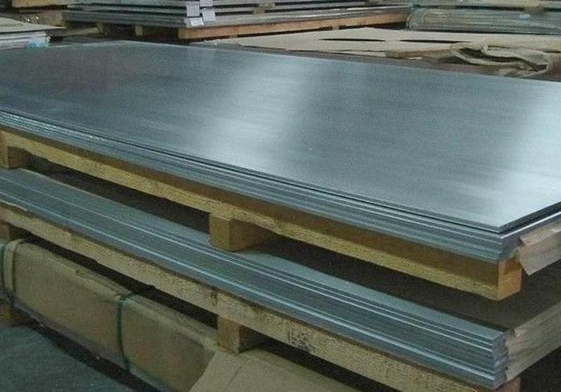 Лист алюминиевый 3 (1250х2500) АМГ3 5754 Н22 - Фото 2