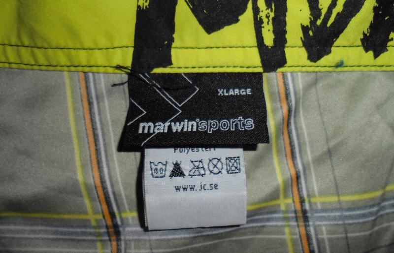 Шорты мужские marwin sports - Фото 3
