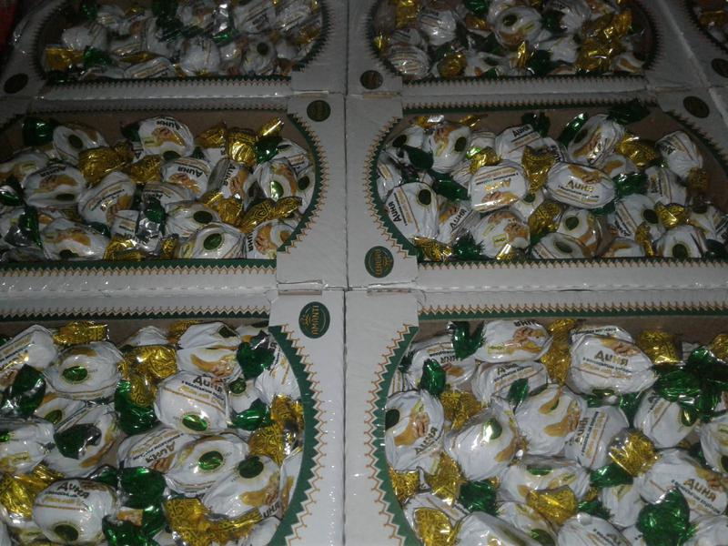 Конфеты в ассортименте от производителя, Орхидея в шоколаде - Фото 7