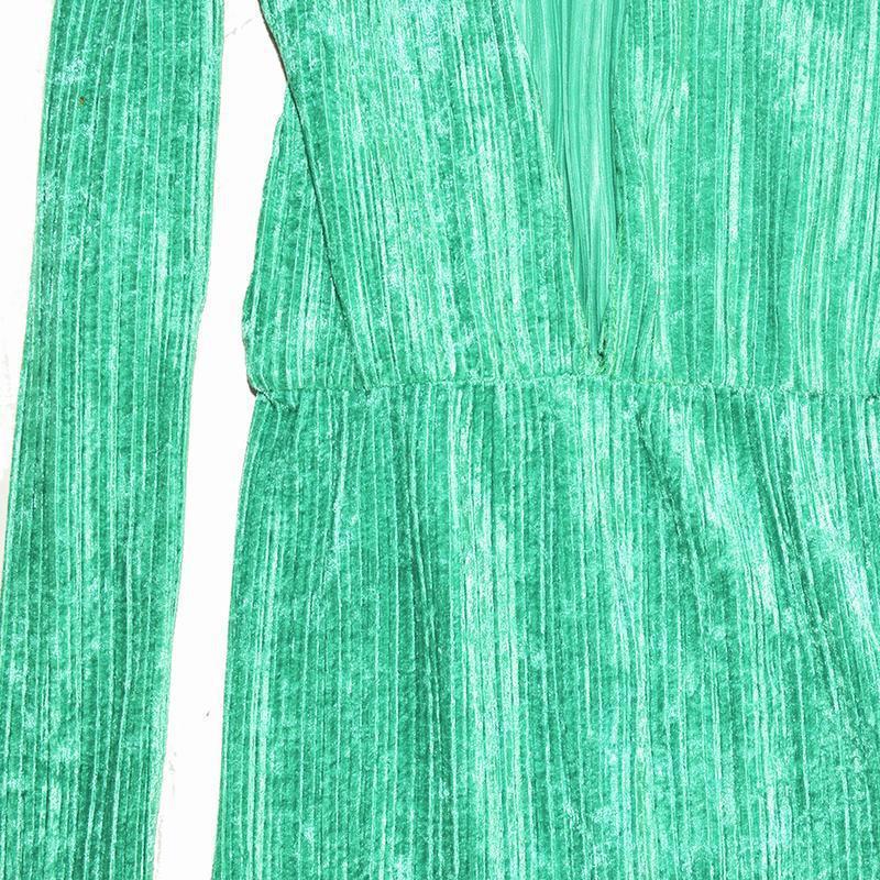 Новое платье с длинными рукавом под вельвет missguided - Фото 8