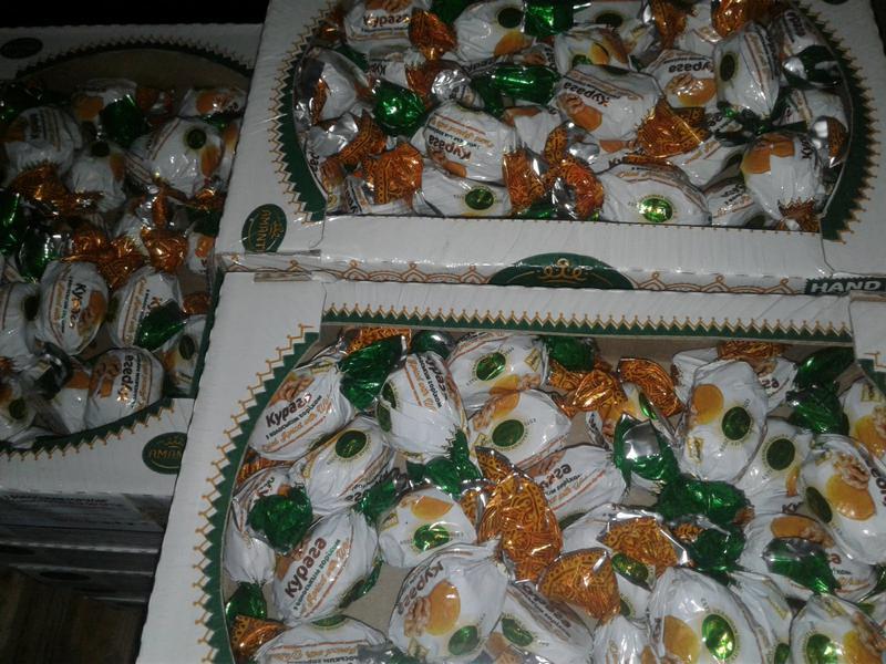 Клюква в шоколаде, шоколадные конфеты  в ассортименте - Фото 8