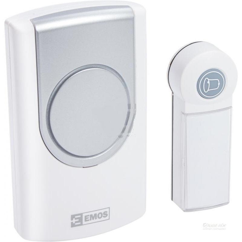 Дверной звонок EMOS Беспроводный звонок