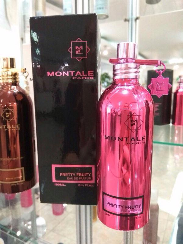 Montale  Pretty Fruity_Оригинал Eau de Parfum  10 мл - Фото 2