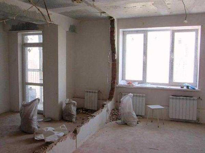 Аккуратный демонтаж стен, полов, плитки, штукатурки и т.д. - Фото 5