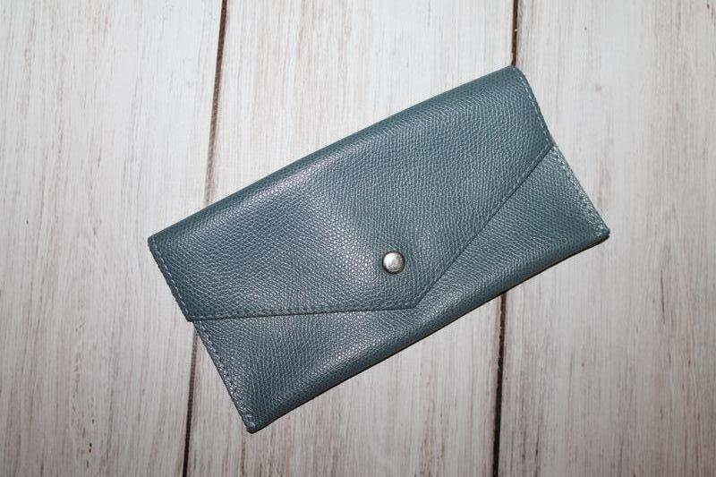 Кожаный кошелек 100% натуральная кожа